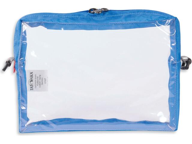 Tatonka Clear Tasche A5 transparent